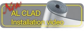 AL CLAD Installation video